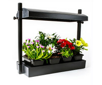 SunBlaster Micro Grow Light Garden Black 1/ea SL1600198