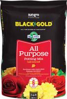 Black Gold SPO Black Gold All Purpose Potting Soil 2 cu ft SUGRBG2CF
