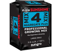 SunGro Horticulture Sunshine Mix #4 - 3.8 cf compressed SUGRMIX4