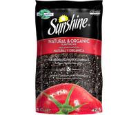 SunGro Horticulture Organic Mix, 1.5 cu ft SUGROM1.5