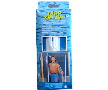 Tarpline USA Tarp Zip-Up, Blue TL104