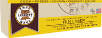 True Liberty Bags True Liberty Bin Liner 48 x 30 - 10 Pack TLBBL10