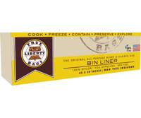 True Liberty Bags True Liberty Bin Liner 48 x 30 - 25 Pack TLBBL25