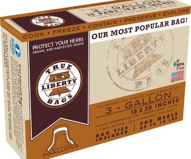 True Liberty Bags True Liberty Turkey Bags 25/pk TLBT25