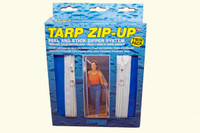 Tarpline USA Tarp Zip Up Blue Twin Pack TLTW104