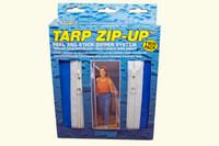 Tarpline USA Tarp Zip Up Blue Twin Pack TLTW104