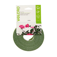 VELCRO Brand fasteners Velcro Plant Ties 45x0.5 Green, pack of 6 VPTG