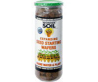 Wonder Soil Expand and Plant Shake, Water, and Plant Seed Starter WS10080