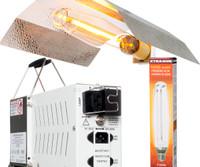Xtrasun Xtrasun 1000 watt HPS Kit w/ Wing Reflector XT2AW1THKIT