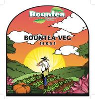 Bountea Bountea Liquid Veg 5 Gal BN3050