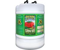 FoxFarm Grow Big Liquid Concentrate, 15 gal FX14415