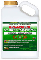 Organic Laboratories 3-in-1 Garden Spray Concentrate 2.5Gal SPO OLMF2.5GAL