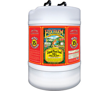 FoxFarm Big Bloom Concentrate, 15 gal FX14515