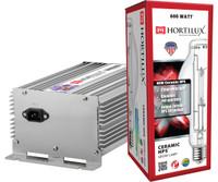 EYE HORTILUX Hortilux Ceramic HPS 600 Lamp and Ballast Kit HX90088