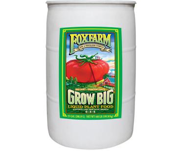 FoxFarm Grow Big Liquid Concentrate, 55 gal FX14417