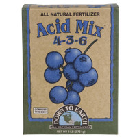 Down To Earth Down To Earth Acid Mix, 6 lb