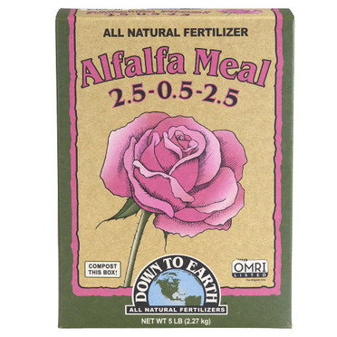 Down To Earth Down To Earth Alfalfa Meal, 5 lb