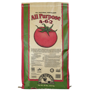 Down To Earth Down To Earth All Purpose, 50 lb