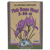 Down To Earth Down To Earth Fish Bone Meal, 6 lb