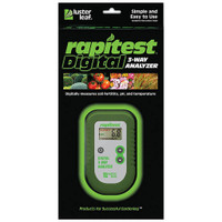 Luster Leaf Luster Leaf Rapitest Digital 3-Way Analyzer