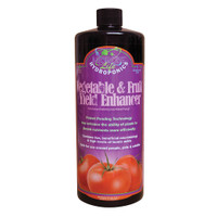 Microbe Life Microbe Life Vegetable and Fruit Yield Enhancer, qt