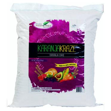 NeemTree Organics NeemTree Organics Karanja Kraze Cake, 44 lb