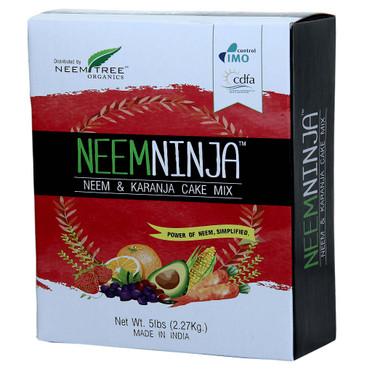 NeemTree Organics NeemTree Organics Neem Ninja Cake, 5 lb