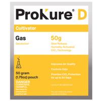 ProKure ProKure D Cultivator Slow Release Gas, 50 g