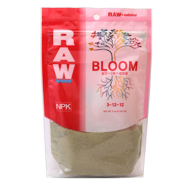NPK NPK RAW Bloom, 2 oz
