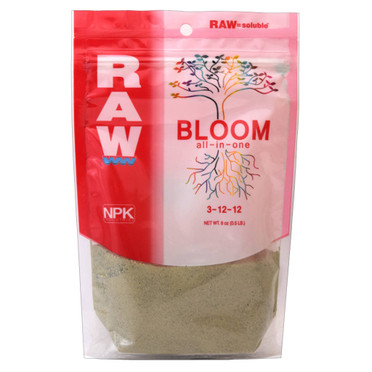 NPK NPK RAW Bloom, 8 oz