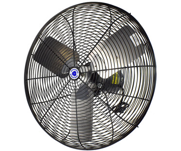 Schaefer 20 Oscillating Circulation Fan, Black OSHA Guards PCTTW20B