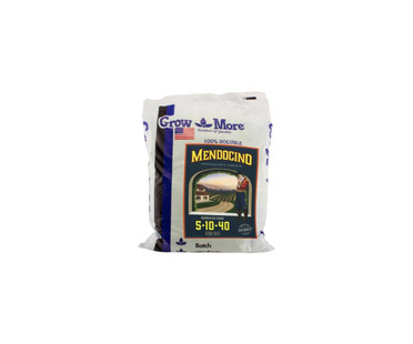 Grow More Mendocino Soluble 5-10-40, 25 lbs GR9536