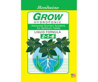 Grow More Mendocino Grow 2-1-6, 1 gal GR9601