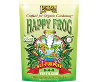 FoxFarm Happy Frog All Purpose Dry Fertilizer 4 lb bag FX14620