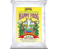 FoxFarm Happy Frog Fruit and Flower Dry Fertilizer 50 lb bag FX14655