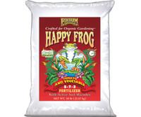 FoxFarm Happy Frog Tomato and Vegetable Dry Fertilizer 50 lb bag FX14695