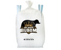 The Soil King Big Rootz Bloom Tote - 40 cubic feet SKBRBT40