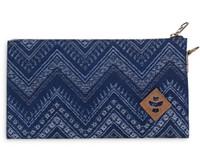 Revelry Supply Broker - Indigo, Zippered Money Bag RV90100