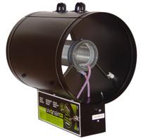 Ozone Environmental / Uvonair Refurbished 10 CD-In-Line Duct Ozonator REFOECD10001