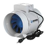 Blauberg Inline Mixed Flow Fan 12 No Flanges BLB12TURBOBK