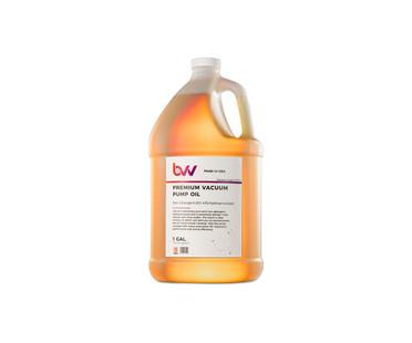 Best Value Vacs 1 Gallon Premium Vacuum Pump Oil BVVPVPOG