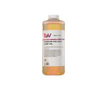 Best Value Vacs 1 Quart Premium Vacuum Pump Oil BVVPVPOQ