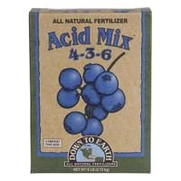 Down To Earth Acid Mix - 5 lb Cs