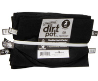 Dirt Pot Dirt Pot by RediRoot #2, pack of 10 HGDRRDP2