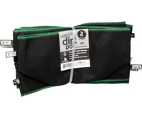 Dirt Pot Dirt Pot by RediRoot #3, pack of 10 HGDRRDP3