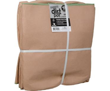 Dirt Pot Dirt Pot by RediRoot #45, pack of 5 HGDRRDP45