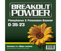 Aptus Aptus Breakout Powder, 5 Satchels/cs AP46005