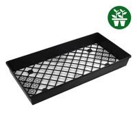 10 x 20 Web Tray w/ Solid Sides