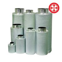 14x49.25 Funk Filter Carbon Air Filter