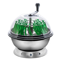 16 Motor Driven Bowl Trimmer w/ Clear Top